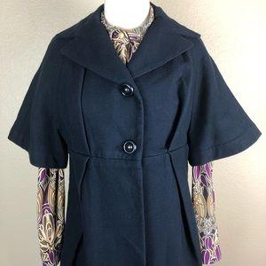 iRoo Moderato Navy Coat